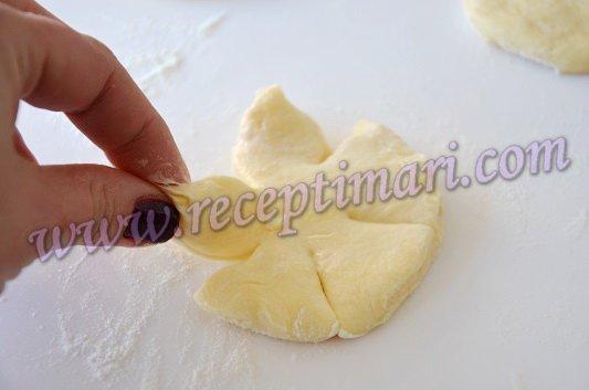 Как сделать булочки с корицей красивой формы