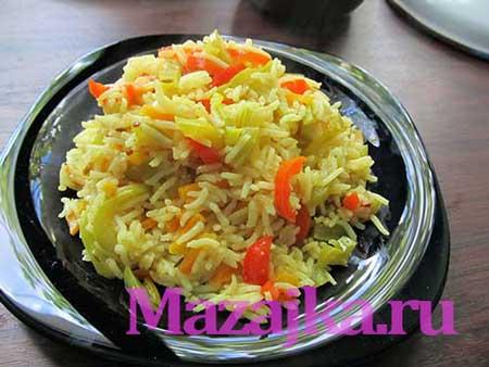 как приготовить рассыпчатый рис за 12 минут: