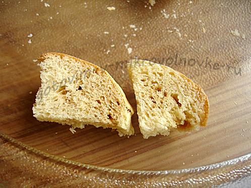 Как сделать сухарики из хлеба в микроволновке